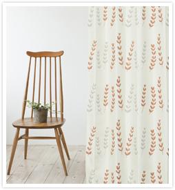 北欧デザインカーテン トーヴァ